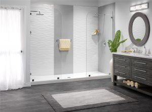 Tracys Landing Shower Replacement custom shower remodel 300x220
