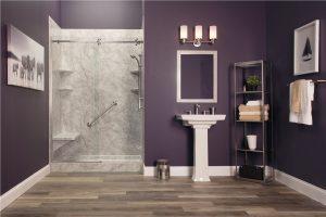Quantico Bathroom Remodeling shower remodel bath 300x200