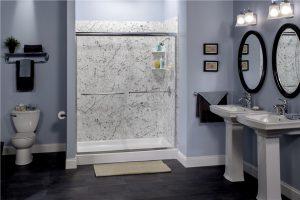 shower renovation remodel