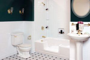 Crofton Bath Remodel step thru tub insert 300x200
