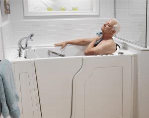 walk in tub hand held shower head